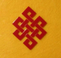 Mobile Preview: unendless Knot Sticker