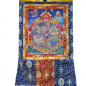 Preview: Rad des Lebens Thangka Reproduktion