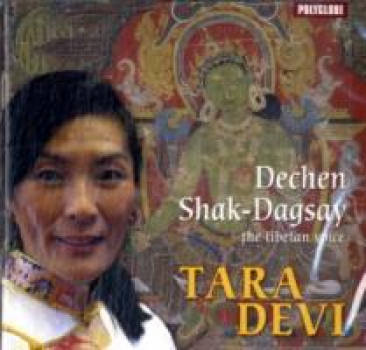 Dechen Shak-Dagsay : Tara Devi (Audio-CD)