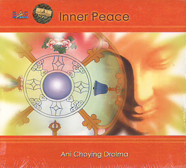 Ani Choying Dolma : Inner Peace (AudioCD)