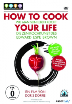How to Cook your Life, 1 DVD (englisches OmU)