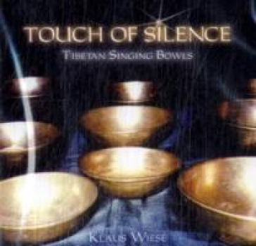 Wiese, Klaus  :  Touch of Silence, Audio-CD
