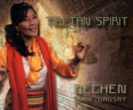 Dechen Shak-Dagsay  :  Tibetan Spirit, Audio-CD u. DVD