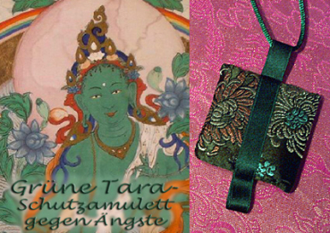 Green Tara Protection