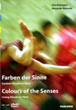 Bräutigam, Uwe  :    Farben der Sinne, m. DVD-Vide - Colours of the Senses, w. DVD-Video