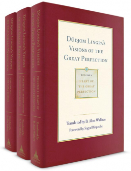 B. Alan Wallace : DUDJOM LINGPA'S VISIONS OF THE GREAT PERFECTION