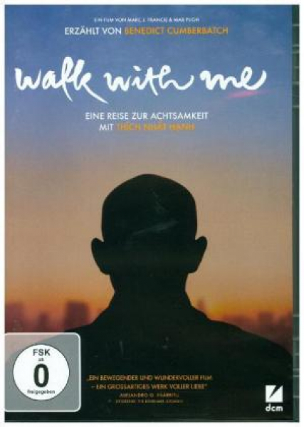 Walk with me, 1 DVD (OmU)