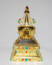 Stupa Prayer Wheel