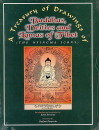 Keith Dowman : A Treasury of Drawings of Buddhas, Deities and Lamas of Tibet