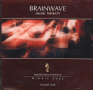 Winnie Rode : Brainwave - Music Therapy (CD)