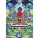 Amithaba Thangka Reproduktion