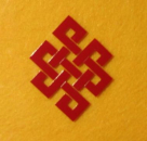 unendless Knot Sticker
